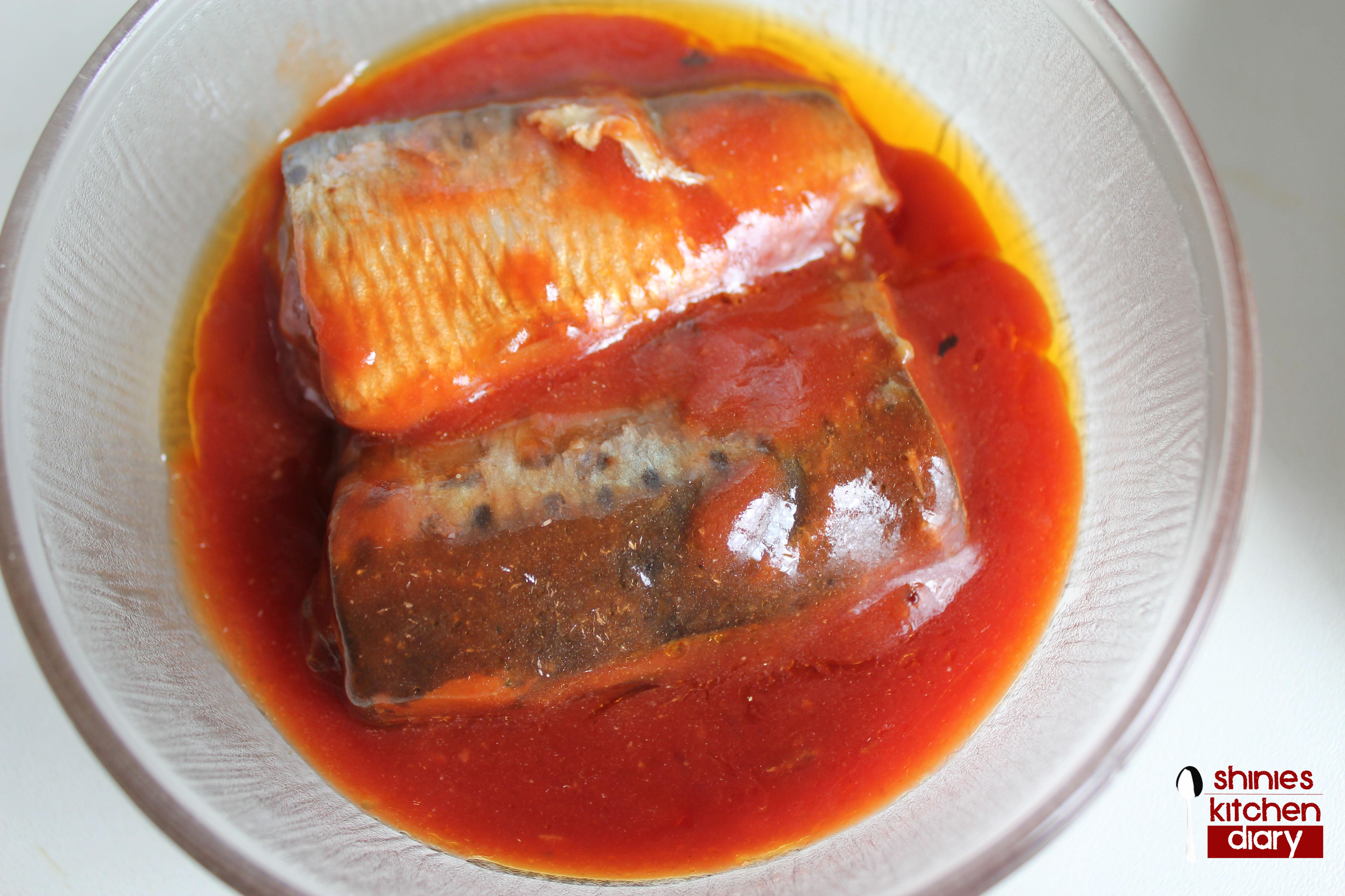 Fish In Tomato Sauce Recipe — Dishmaps