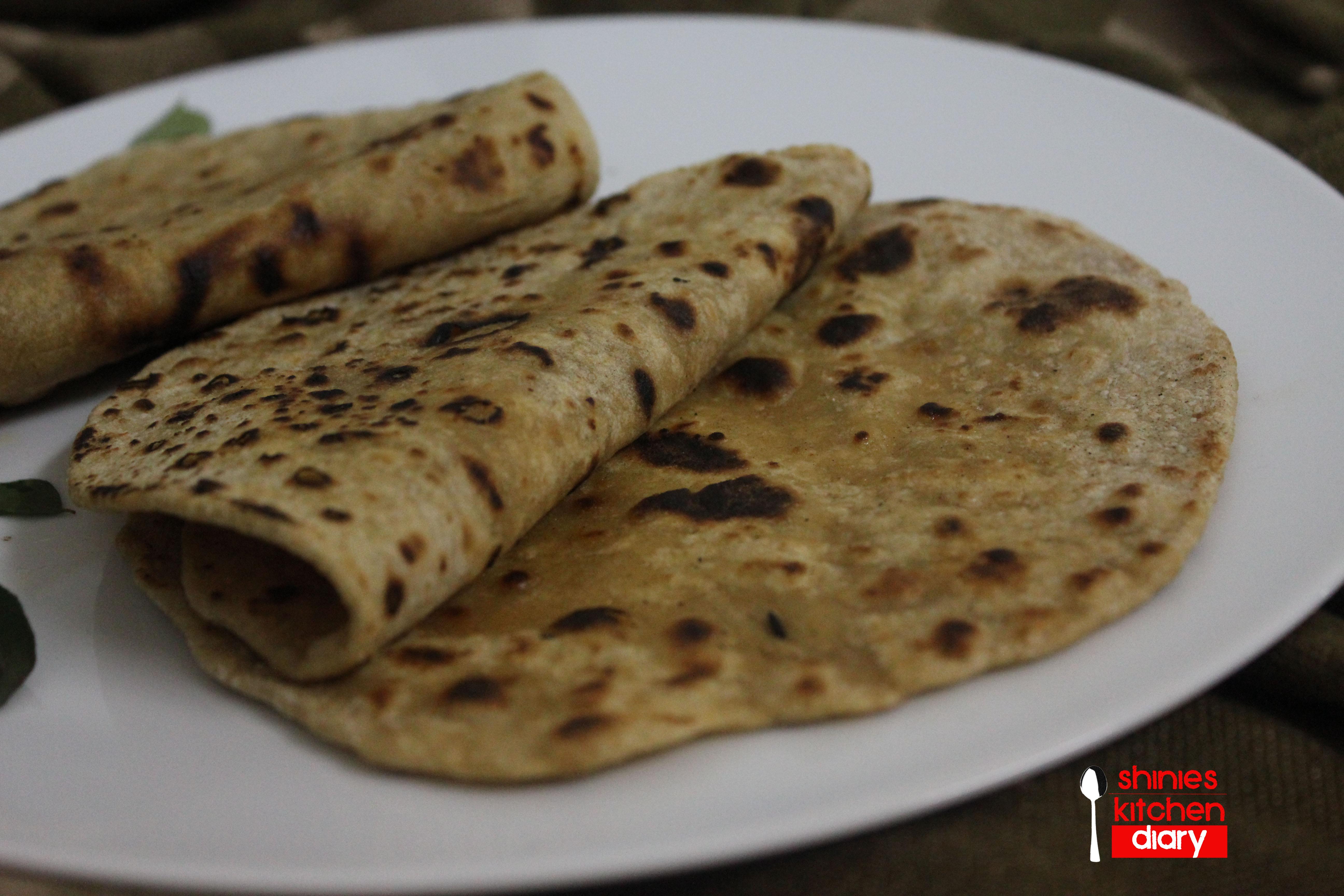 Shinies Kitchen Diary: Chapati